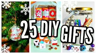 Download 25 DIY Christmas Gifts 2016! Cheap & Easy Presents! Video