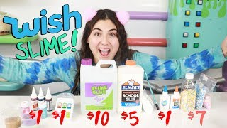 Download MAKING SLIME OUT OF WISH SLIME SUPPLIES ~.Slimeatory #492 Video