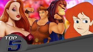 Download Top 5 - Mensajes Subliminales de Disney - HD Video