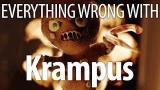 Download Everything Wrong With Krampus In 15 Minutes Or Less Video