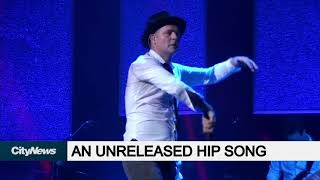 Download Tragically Hip unreleased song 'Montreal' Video