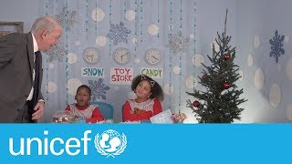 Download Stuff UNICEF cares about: Holiday Special | UNICEF Video