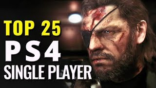 Download Top 25 Best Single Player PS4 Games Video