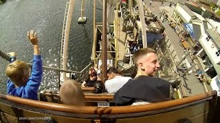 Download The Bounty Pirate Ship, Drayton Manor 2015. Video