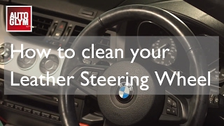 Download How To Clean A Leather Steering Wheel Video