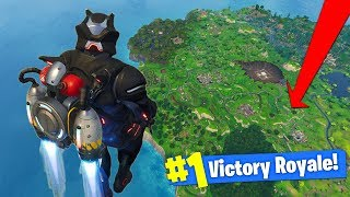 Download WHAT HAPPENS When You JETPACK AT *MAX HEIGHT* In Fortnite Battle Royale! Video