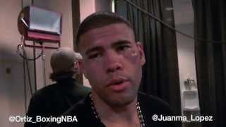 Download Juan Manuel Lopez: Mikey Garcia is the best in the world at 126 pounds Video