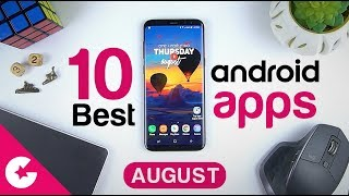 Download Top 10 Best Apps for Android - Free Apps 2018 (August) Video