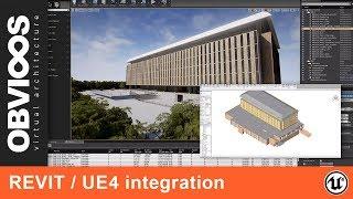 Download REVIT INTEGRATION IN UNREAL ENGINE Video