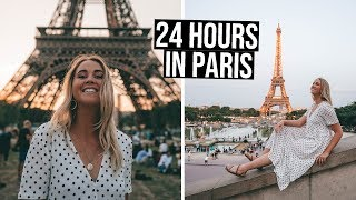 Download 24 Hour Layover in Paris (how to have the perfect day) Video
