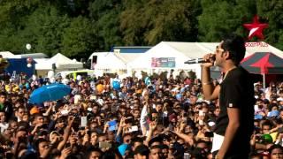 Download Gippy Grewal performing at Sandwell & Birmingham Mela 2014 Video