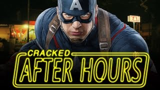 Download After Hours - Why Captain America Is The Worst Avenger Video
