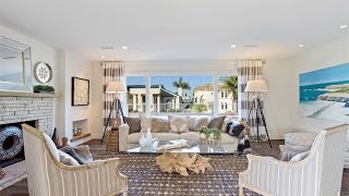 Download Charming Coastal Contemporary Home in Coronado, California Video