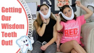 Download IDENTICAL TWINS Get Wisdom Teeth REMOVED | How Will the Twins React? Video