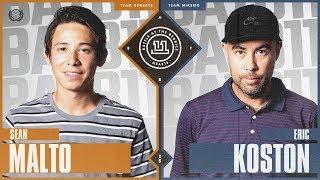 Download BATB 11 | Sean Malto vs. Eric Koston - Round 1 Video