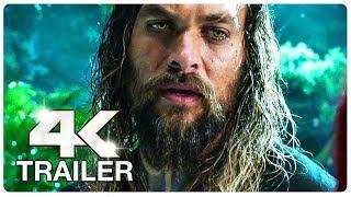 Download AQUAMAN Trailer 2 (4K ULTRA HD) NEW 2018 Video