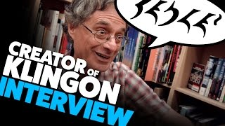 Download Creator of the Klingon Language: Marc Okrand Video