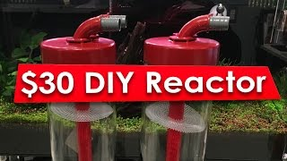 Download $30 DIY Media Reactor for Carbon, GFO, or Biopellets - FishTankProjects Video
