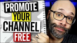 Download How to Promote Your YouTube Channel - 5 Free Ways Video