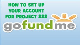 Download How To Set Up A GoFundMe Account Video