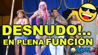 Download CUMPLIENDO RETO EN CIRCO - LOS PELUSAS - LA GAROTA MAS SEXY DO MUNDO - ME DESNUDAN - LocurasTv Video