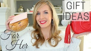 Download HOLIDAY GIFT GUIDE FOR HER | All Price Ranges | Home, Tech, Beauty, Style, Hostess, Secret Santa Video