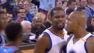 Download Durant on Grant's trash talk: 'If you start it, I'll finish it' Video