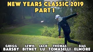 Download 2019 New Years Classic - Part 1 - Barsby, Bitney, Lu, Tomaselli, Elmore Video