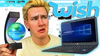 Download $127 Refurbished HP Laptop? - I Bought $454 in Wish Tech Gadgets Video