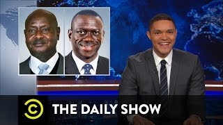 Download Uganda - Even Worse at Elections Than America: The Daily Show Video