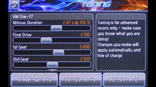 Download Drag Racing TUNE 19.300 Aston Martin level 7 Career mode 1 mile Video