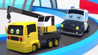Download Learning Street Vehicles Names and Sound   Videos for Childrens - Kids Channel Video