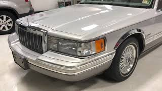 Download 1992 Lincoln Town Car Cartier 38k Video