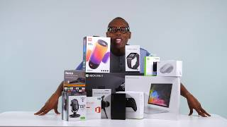Download UNBOXING: CRAZY $6000 Shopping Spree and Microsoft Giveaway Video