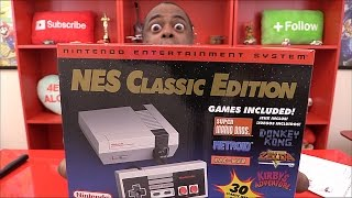 Download NES CLASSIC EDITION Unboxing & Demo! Video