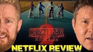 Download STRANGER THINGS SEASON 2 Netflix Review - Film Fury Video