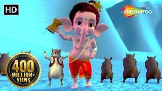 Download Bal Ganesh - Shankarji Ka Damroo - Popular Songs for Children Video
