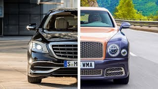 Download Mercedes-Maybach S 650 VS Bentley Mulsanne EWB Video