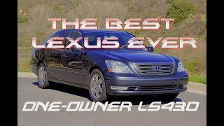 Download 15 yrs later, this $73,000 Lexus LS430 is still the Best Used Luxury Car Video