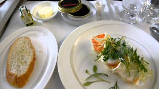 Download Cathay Pacific The Wing and Dragonair First Class A330 Hong Kong to Beijing Video