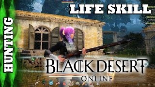 Download Black Desert - LifeSkill Hunting - Getting Started: Deer God, Crocodile, Whales Video