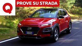 Download Nuova Hyundai Kona: prova su strada completa | Quattroruote Video