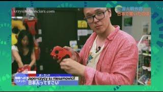 Download Krzysztof Gonciarz w japońskiej telewizji Video