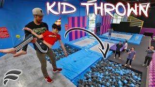 Download KIDS BIRTHDAY WISH PERSONAL TRAMPOLINE PARK! Video
