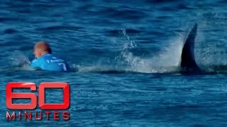 Download Mick Fanning opens up about shark attack | 60 Minutes Australia Video