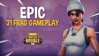 Download Tilted Towers: EPIC 31 Frag Game! - Fortnite Battle Royale Gameplay - Ninja Video