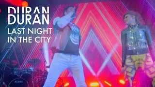 Download Duran Duran - Last Night in the City featuring Kiesza Video