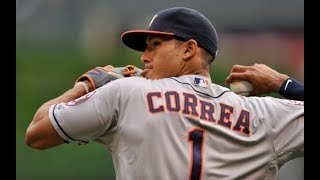 Download Carlos Correa Throwing Mechanics Video