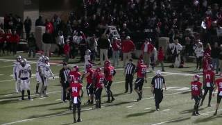 Download Opelika Bulldogs Goes Up 34 ~ 10 vs Park Crossing Thunderbirds After A Field Goal 6A Playoffs Video