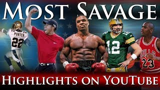 Download Most Savage Sports Highlights on Youtube (S01E02) Video